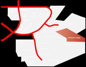 Cimarron Ridge at McDowell Mountain Ranch Map